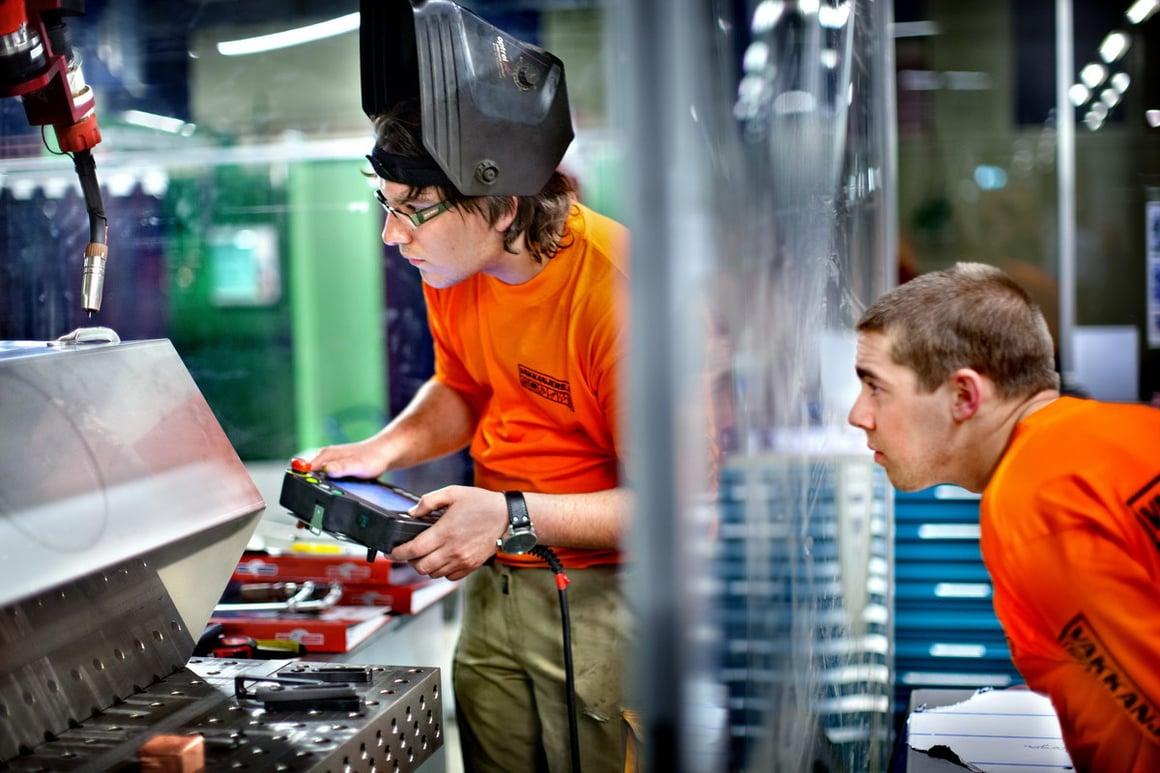 slim leren Smart Manufacturing Zuid-Holland
