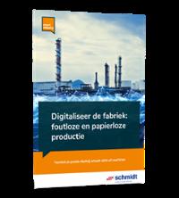 digitaliseer de fabriek